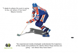 Hockey & PR Strategies