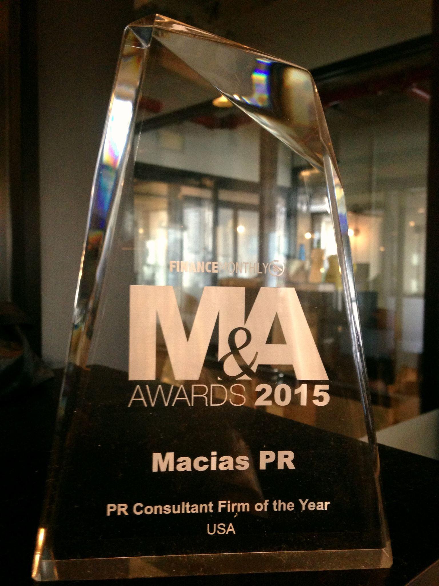 Top PR Firms Macias PR photo
